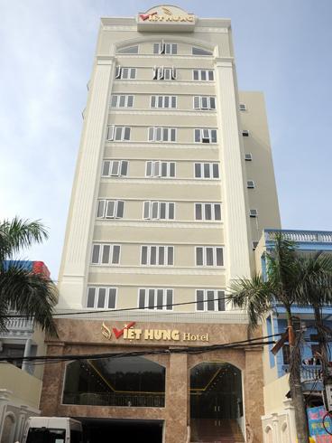 Khách sạn 3 sao Việt Hưng - Thanh Hoá