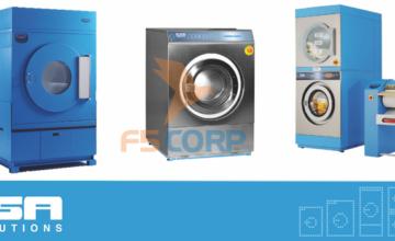 Máy giặt công nghiệp châu Âu có phải là máy giặt công nghiệp tốt nhất?