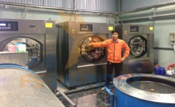 Nhà Giặt Công Nghiệp Công Được F5laundry Cung Cấp Ở Hạ Long Tỉnh Quảng Ninh