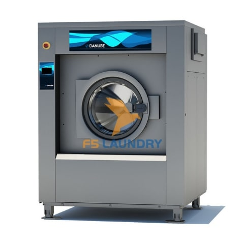 máy giặt công nghiệp mới