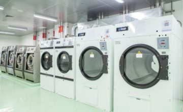 Lý do nên chọn máy giặt công nghiệp Image
