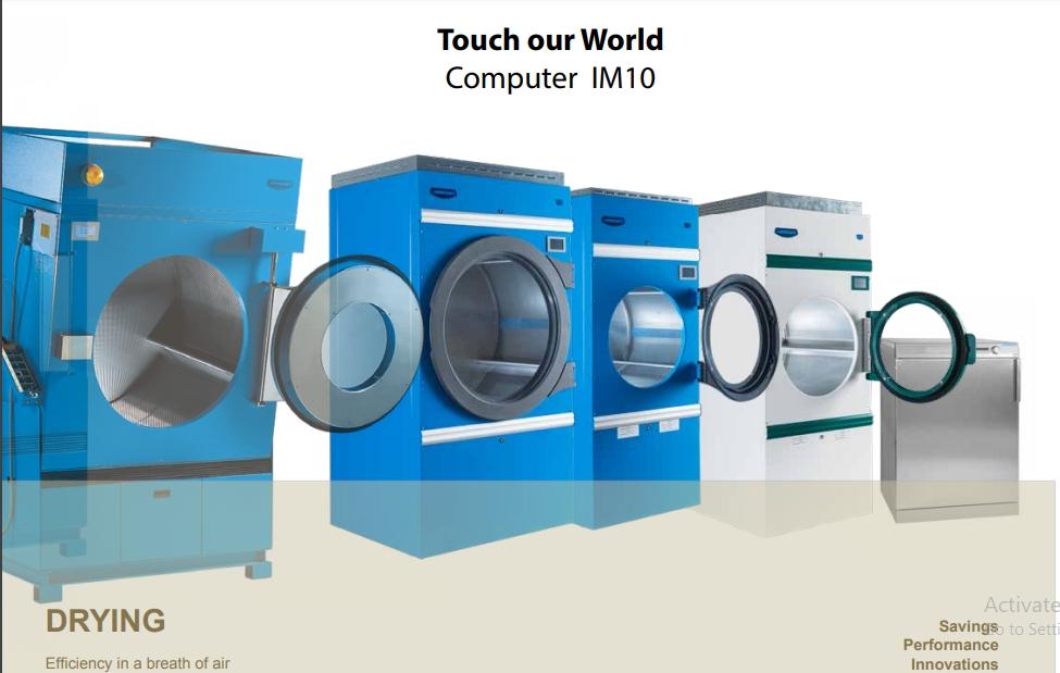 kinh doanh giặt ủi