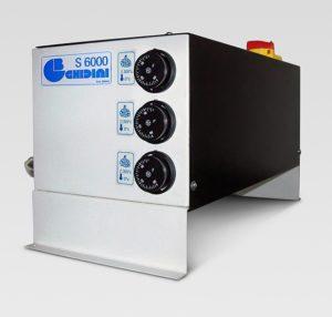 Bộ quá nhiệt Ghidini Superheater s6000