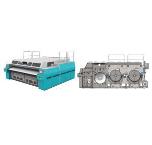 Máy ủi kết hợp QH-Roulong FIL33