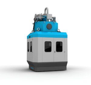 Máy ép công nghiệp QH-Roulong